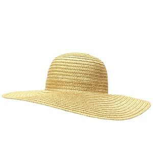 August Hat Company    NWT    Gold Floppy Hat